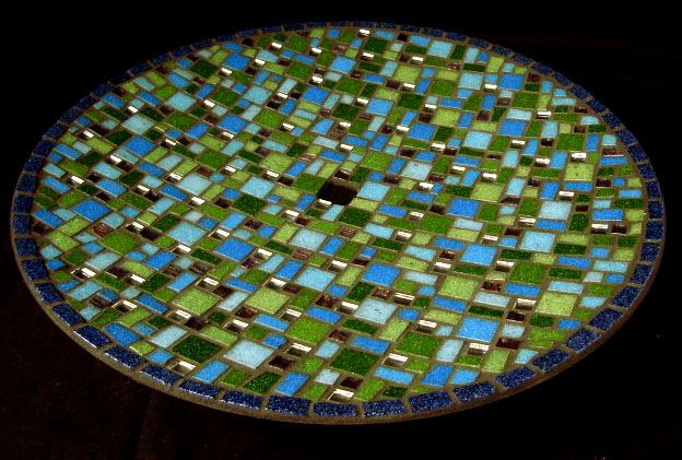 Mosaic Pattern Simple - Marcel's Free Kid Crafts - Arts and Crafts